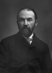 Thomas Hardy (1840-1928) *Woodburytype Photograph   *9 1/2 x 7 inches