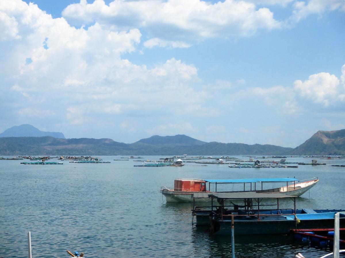 Taal Volcano & Tagaytay